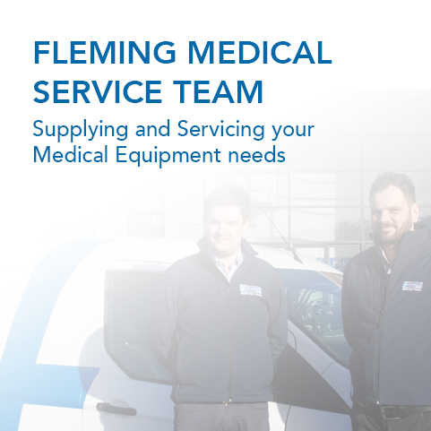 Fleming medical service team header image