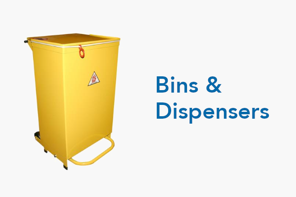 Bins and Dispensers