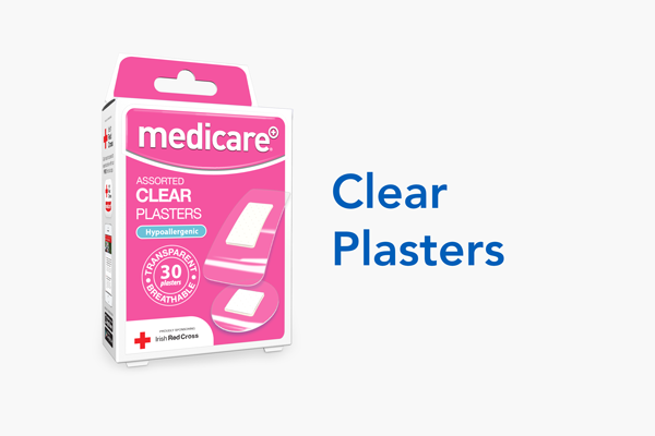 Clear Plasters