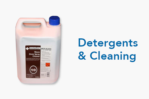 Detergents & Cleaning Products