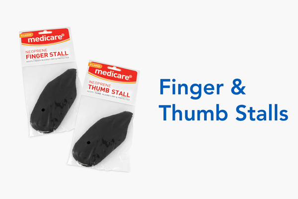 Finger and Thumb Stalls