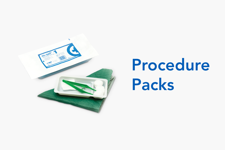 Procedure Packs