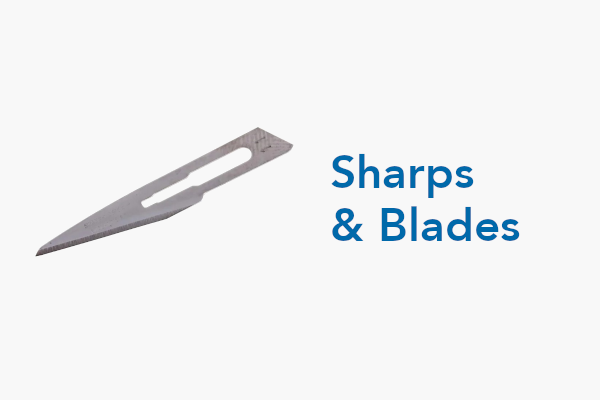 Sharps and Blades