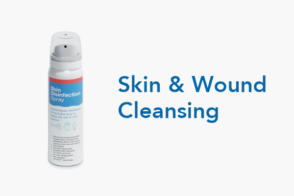 Skin and Wound Cleansing