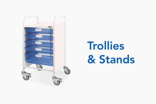 Trollies and Stands