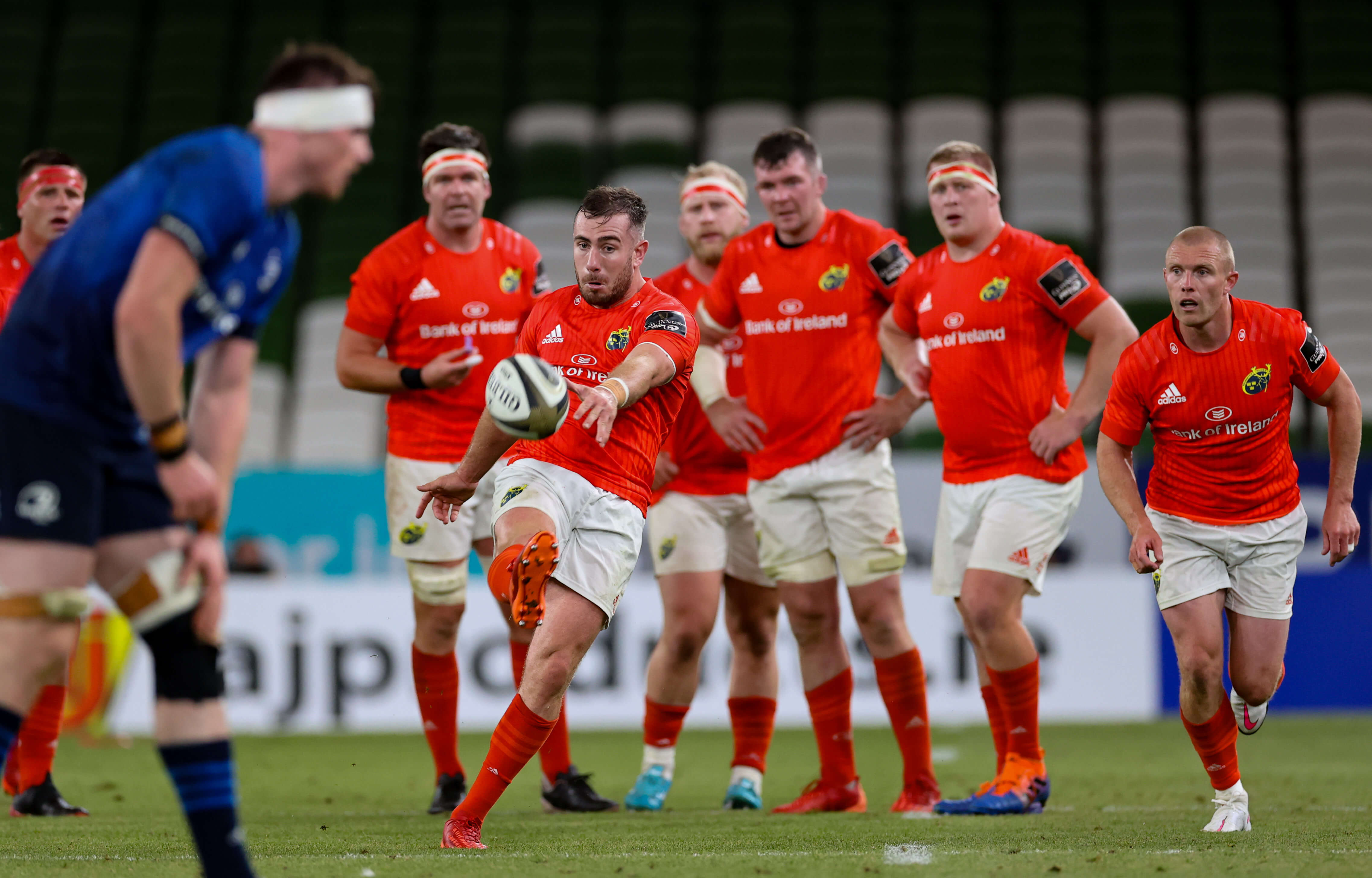 Munster Rugby in Action, 2021