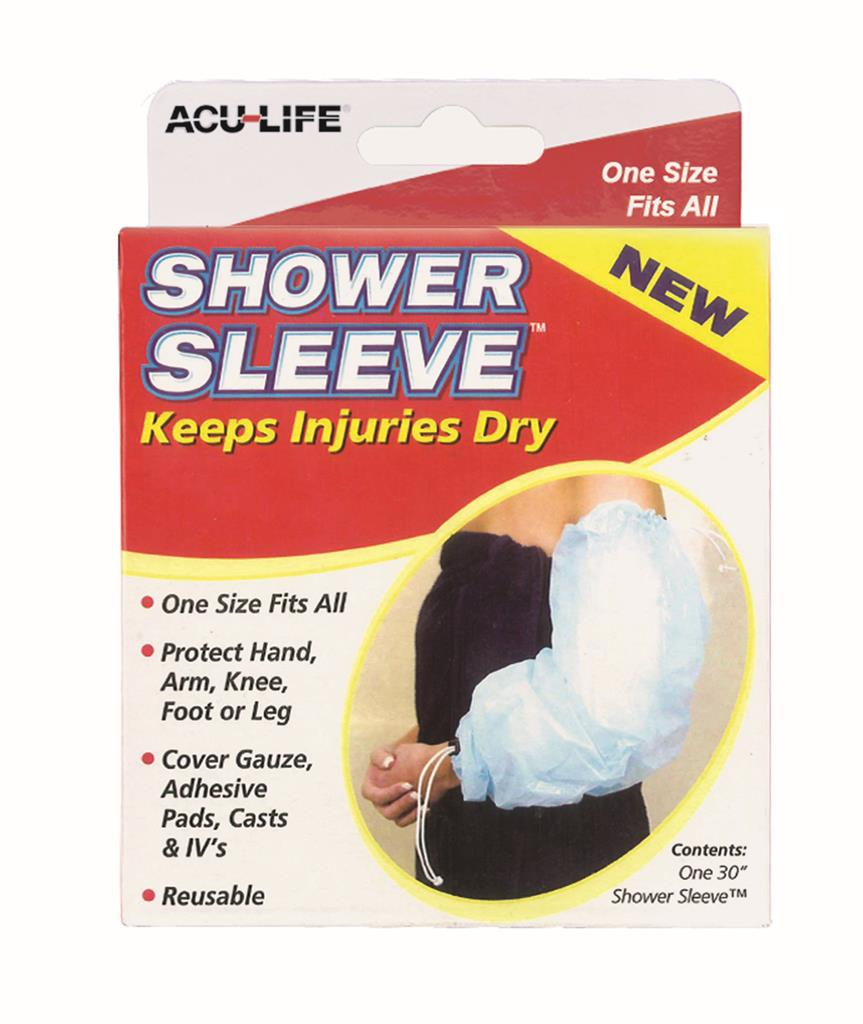 ACULIFE SHOWER SLEEVE - OSFA