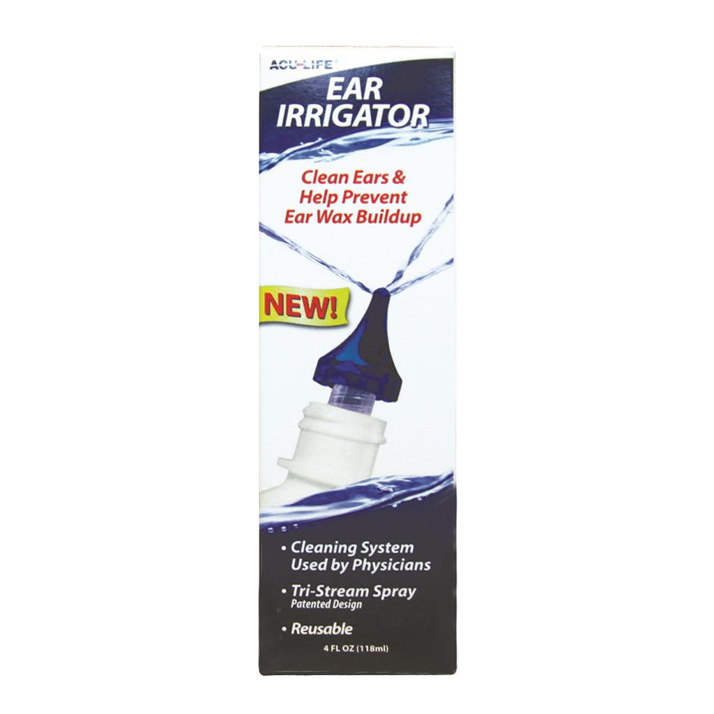 ACULIFE EAR IRRIGATOR 118ML