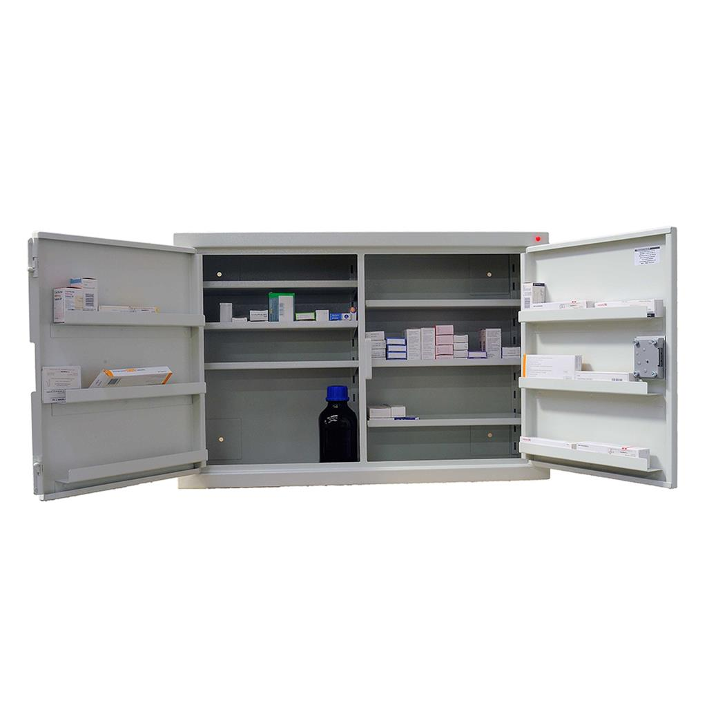 CONTROLLED DRUG CABINET 162 LITRE WALL 600*898*300MM