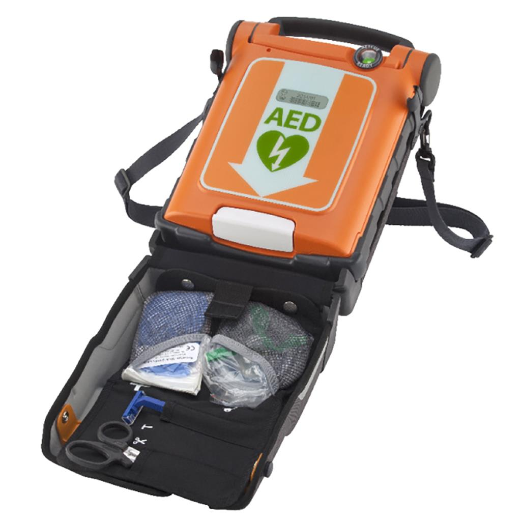 SOFT CARRY CASE (+ READY KIT) FOR POWERHEART G5 AED
