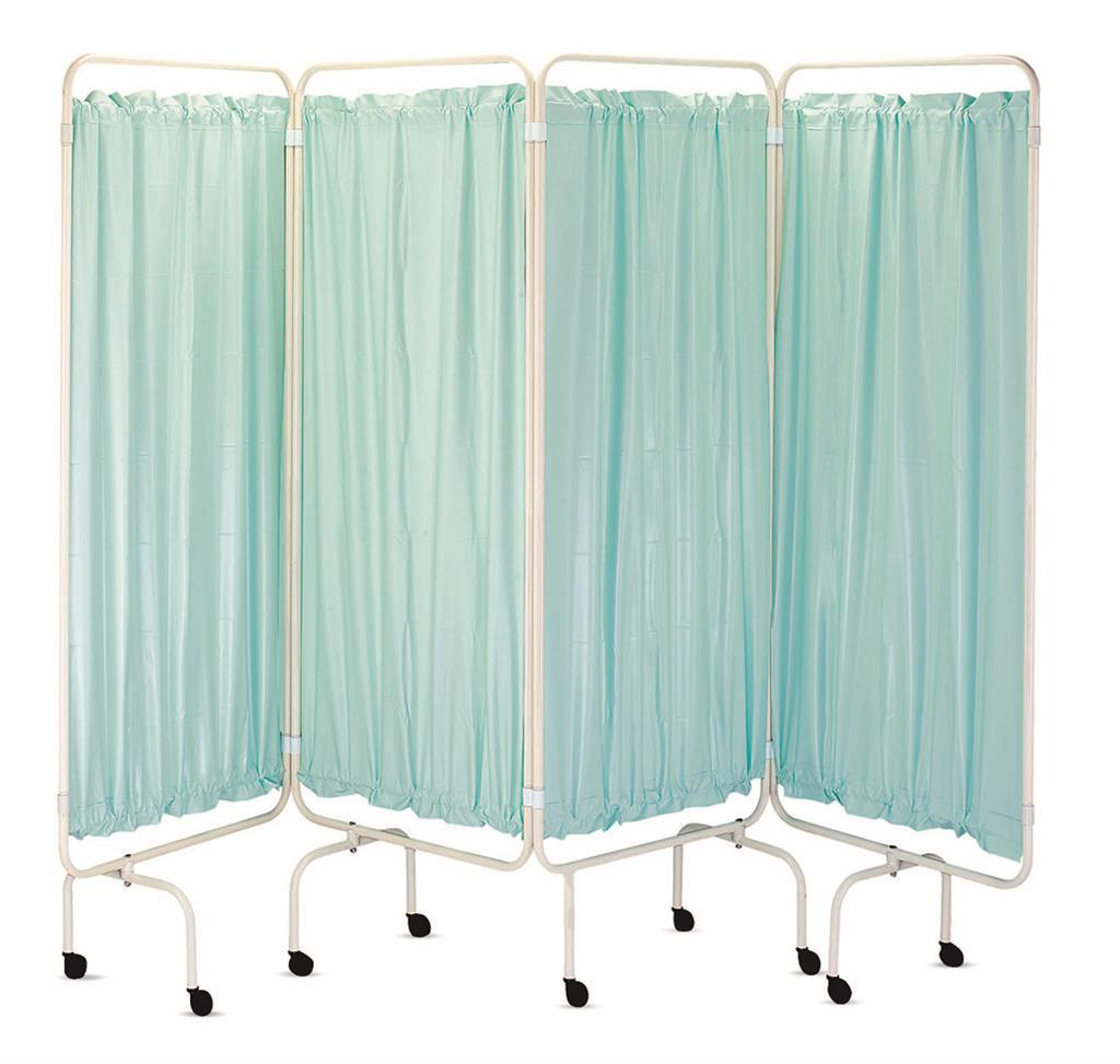 SCREEN CURTAIN IN EPOXY MAGNOLIA (FRAME ONLY)
