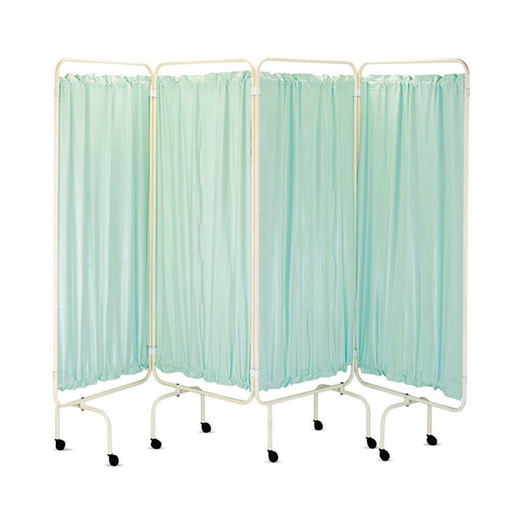 SCREEN CURTAINS PLASTIC IN BLUE (4'S)