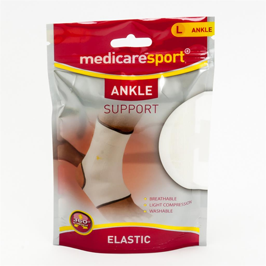 MEDICARE SPORT ELASTICATED CALF SUPPORT LARGE 41CM-51CM