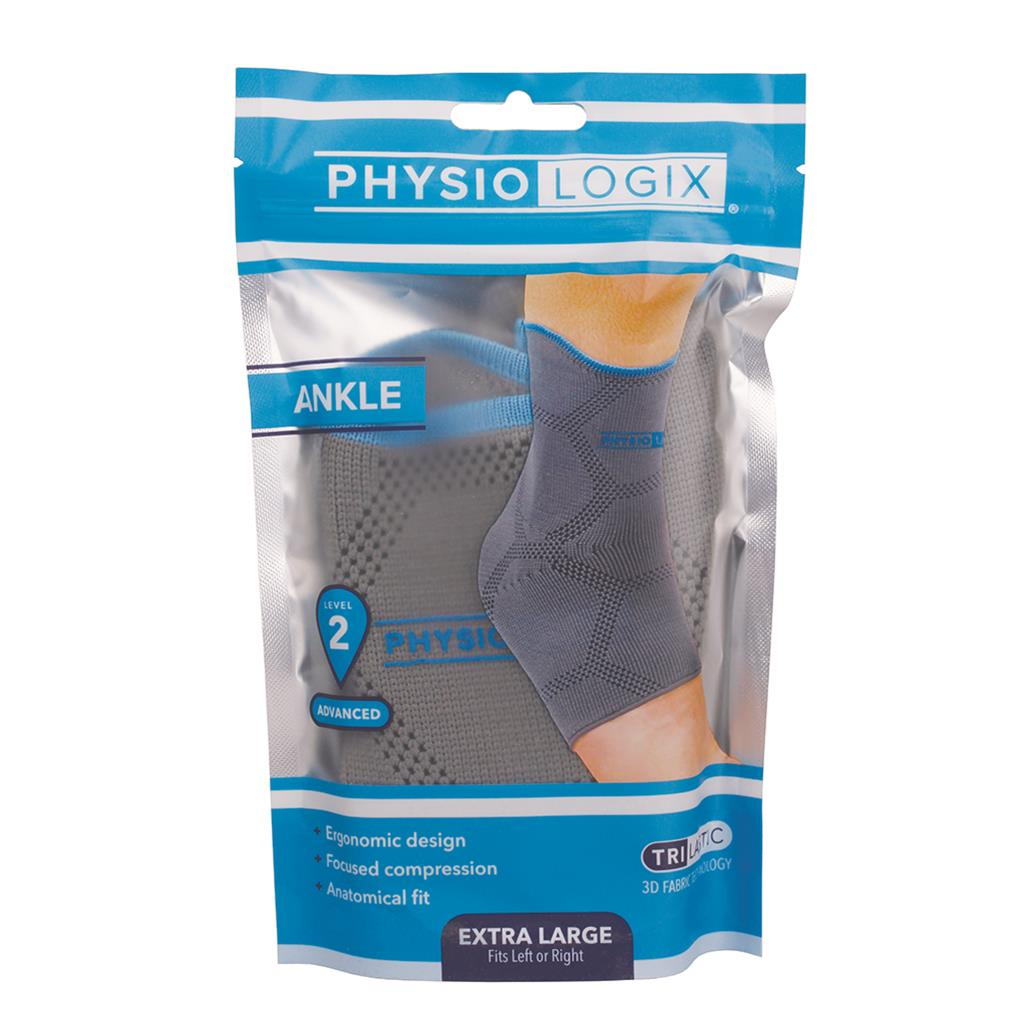 PHYSIOLOGIX ADVANCED ANKLE SUPPORT - LARGE