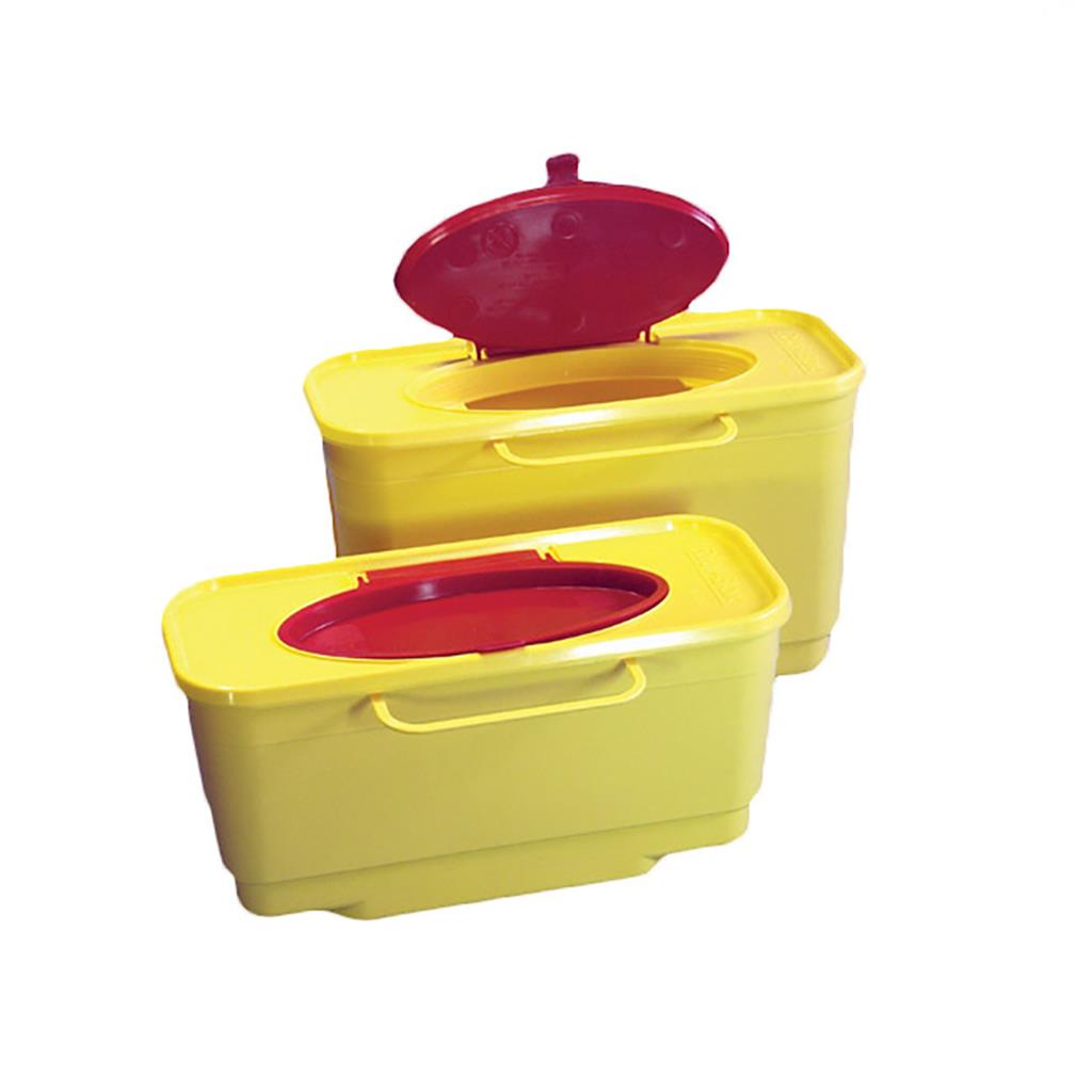 SHARPS VARIO BIN SECURE SHARPS CONTAINER FOR BULKY WASTE 1.5L