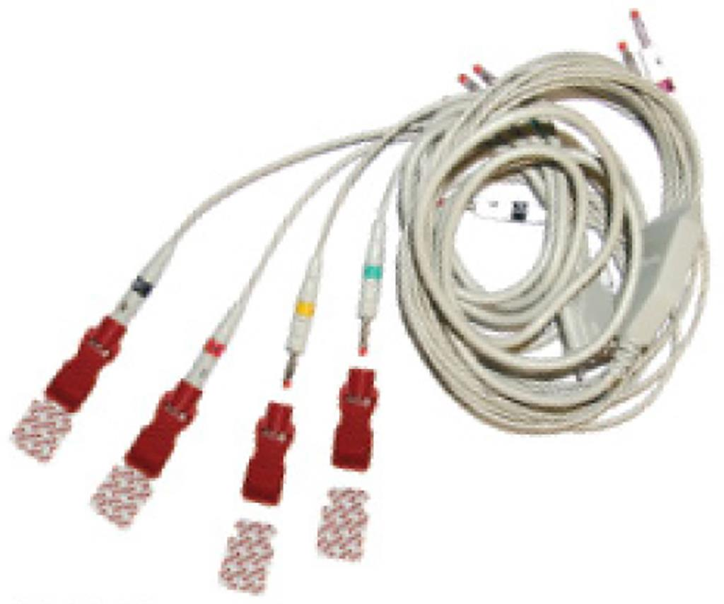 SCHILLER 10 LEAD PATIENT CABLE