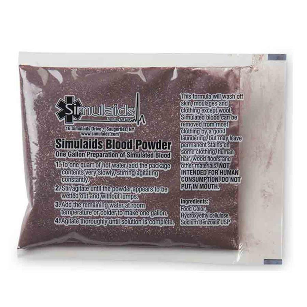 SIMULAIDS BLOOD POWDER