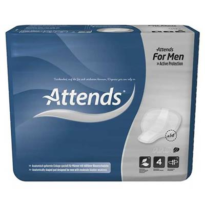 ATTENDS STRESS PADS FOR MEN LEVEL 4 14'S