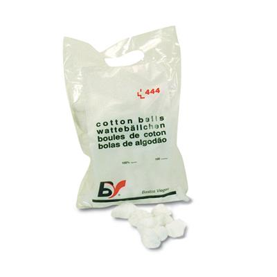 BV COTTON BALLS WHITE (500'S)