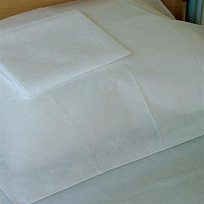 BV PILLOW COVER 65 X 54CM WHITE (25's)