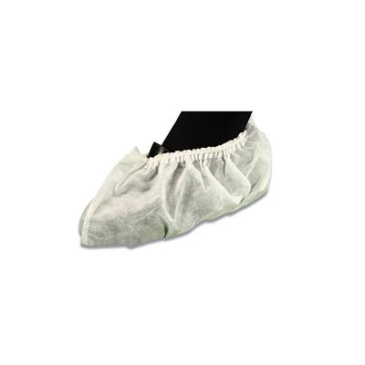 BV OVERSHOES - NON WOVEN WHITE (200's)