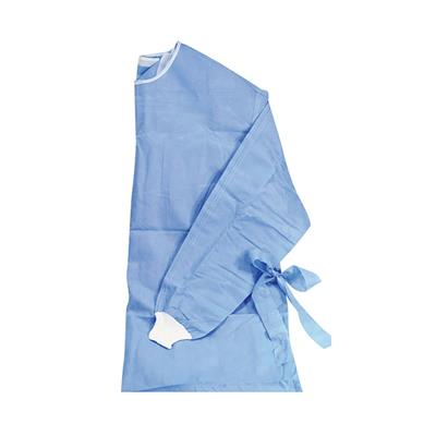 BV THEATRE GOWNS STERILE LARGE BLUE
