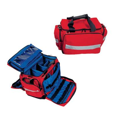 BOSCAROL TRAUMA BAG 10 RED CORDURA