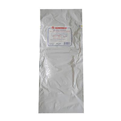 BURNSHIELD 1M X 2M CONTOUR DRESSING