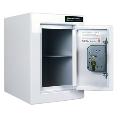 CONTROLLED DRUG CABINET 17 LITRE WALL 300*270*210MM