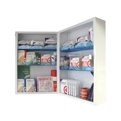 SAFE & SECURE MAXI FIRST AID CABINET - EMPTY**