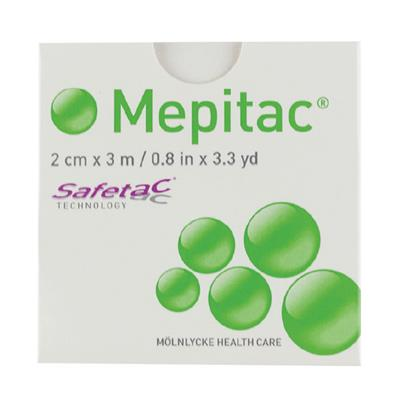 MEPITAC SILICONE DRESSING TAPE 2CM X 3M