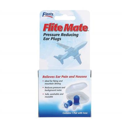 FLENTS FLITEMATE PRESSURE REDUCING EAR PLUGS