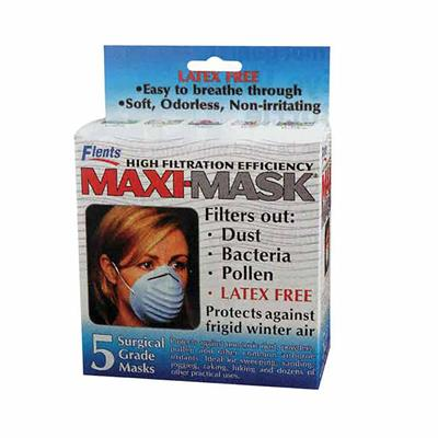 FLENTS FIRST AID MAXI-MASK 5'S