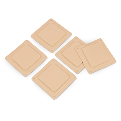 LIFEFORM SURGICAL SKIN PADS - PACK OF 5