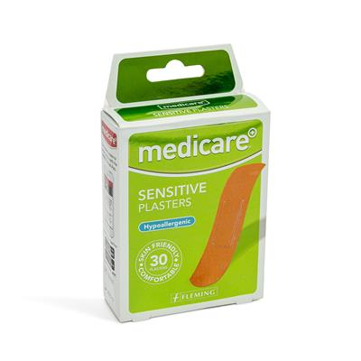 MEDICARE SENSITIVE PLASTERS 30's (DISPLAY OF 10)