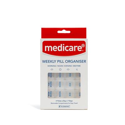MEDICARE 1 WEEK PLUS TODAY PILL BOX