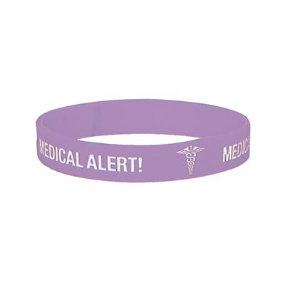 MEDICARE MEDICAL ID BAND PENICILLIN ALLERGY LARGE