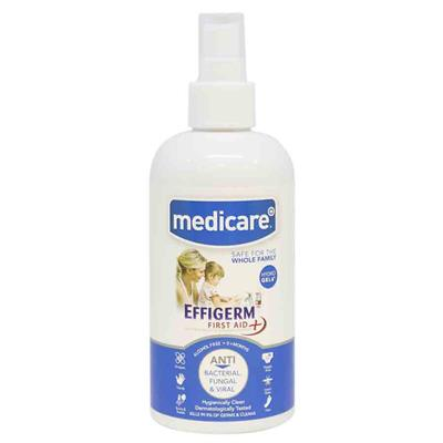 MEDICARE EFFIGERM FIRST AID LIQUID GEL - 250ML