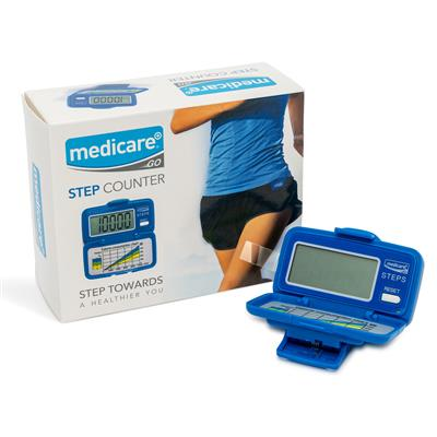 MEDICARE STEP COUNTER