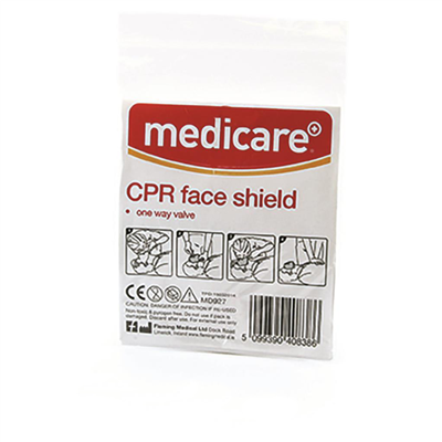 MEDICARE REVIVE AID MOUTH TO MOUTH RESUSCITATION DEVICE