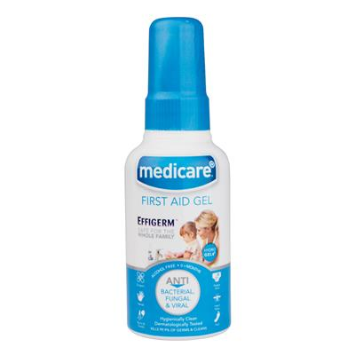 MEDICARE EFFIGERM FIRST AID LIQUID GEL - 60ML