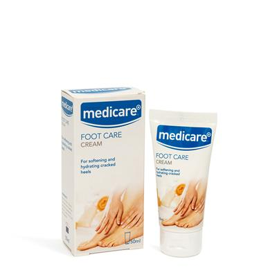 MEDICARE FOOT CARE CREAM 50ML