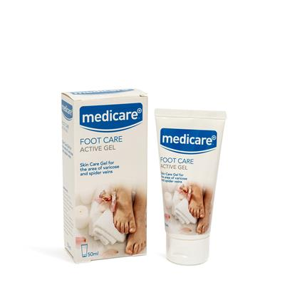 MEDICARE FOOT CARE ACTIVE GEL 50ML