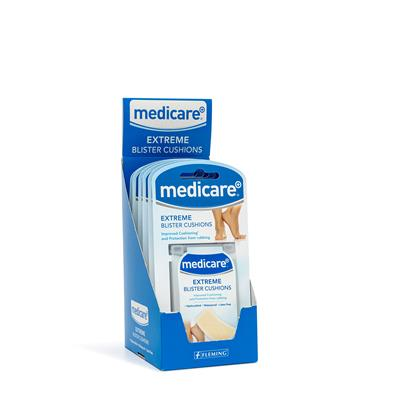 MEDICARE HYDROCOLLOID EXTREME BLISTER PLASTER (5 PER BOX)