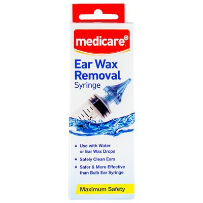 MEDICARE EAR CLEANSER