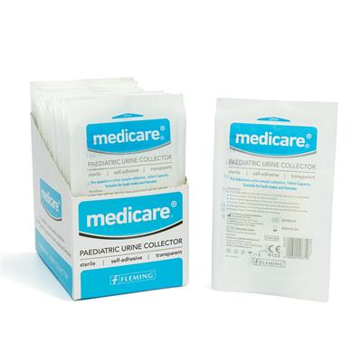 MEDICARE PAEDIATRIC URINE COLLECTOR 160ML