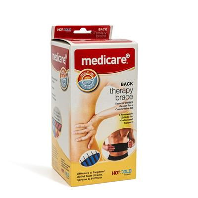 MEDICARE BACK THERAPY BRACE