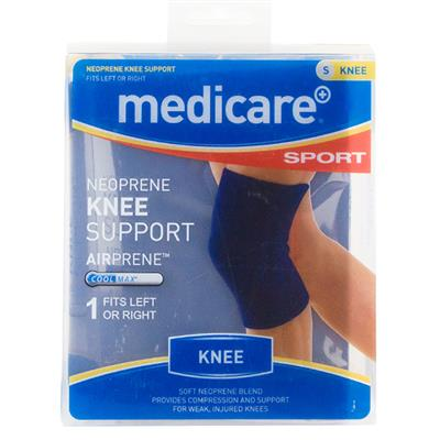 MEDICARE SPORT NEOPRENE CLOSED KNEE SLEEVE MEDIUM