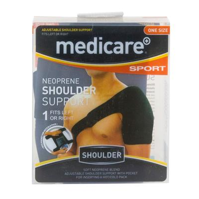 MEDICARE SPORT/PHX SHOULDER SUPPORT ONE SIZE FITS ALL