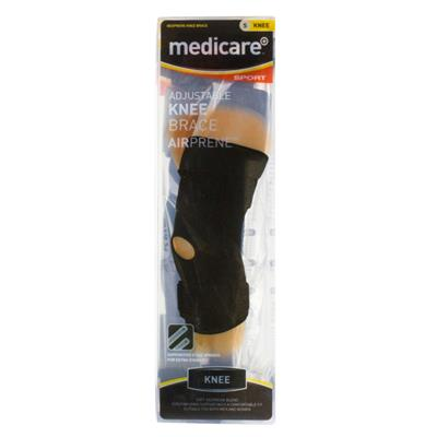 MEDICARE SPORT PATELLA STABILISER KNEE BRACE MEDIUM